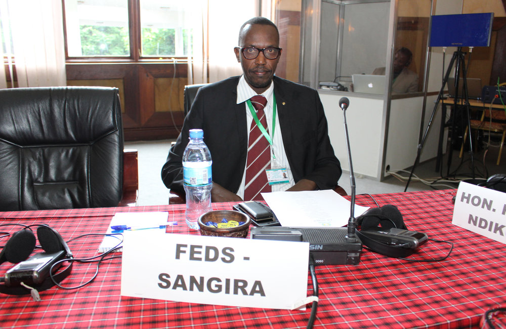 The Opposition largely attended the 5th Round of the Dialogue in Arusha, Tanzania, which was boycotted by the Government of Burundi. UN Photo/Kassimi Bamba
