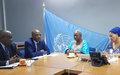 Le Secrétaire général adjoint des Nations Unies, Bintou Keita, appelle à la consolidation de la paix au Burundi