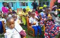 OSESG-Burundi reaches out to the needy in Bujumbura