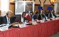 COMMUNIQUÉ DE PRESSE de la CAE sur le 5eme ronde du Dialogue Inter-burundais, 29 octobre 2018