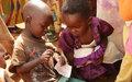 Le mannequin Helena Christensen appelle à financer l'aide aux réfugiés burundais au Rwanda (HCR)