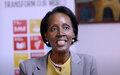 La burundaise Giovanie Biha et trois autres femmes africaines nommées à des postes de direction à l'ONU