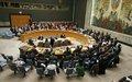 Déclaration à la presse du Conseil de sécurité sur la situation au Burundi