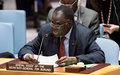 L'envoyé spécial Michel Kafando a annoncé son intention de se retirer de ses fonctions