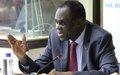 Conseil de sécurité: l'Envoyé spécial appelle à se saisir de la nouvelle dynamique politique au Burundi pour consolider l'unité et la paix