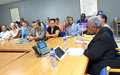 Le président du Conseil de consolidation de la paix et le secrétaire général adjoint de l'ONU pour l'Afrique en visite au Burundi