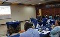 OSESG-Burundi charts course for 2020